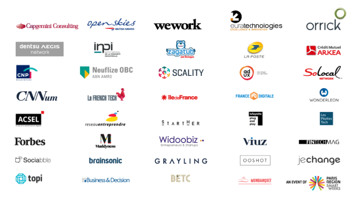 La French Touch Conference Paris - Sponsors