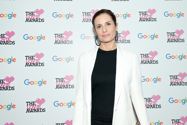 Livia Firth Winner of the 7th Lovie Awards