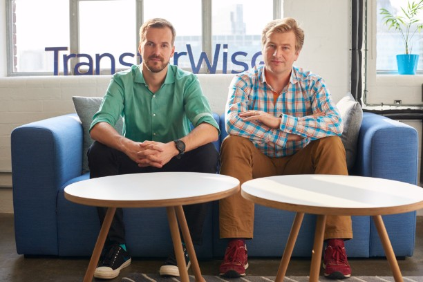 Startup TransferWise raised $280 million in a Series E round - Source Techcrunch