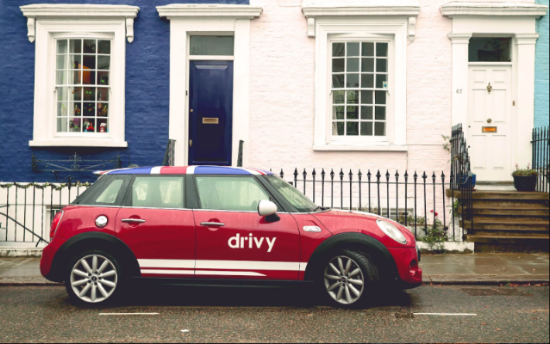 Drivyannounced its expansion in the UK