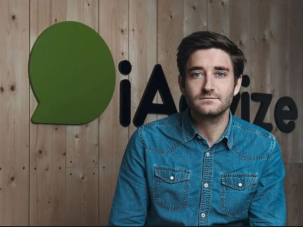 iAdvize co-founder Julien Hervouët