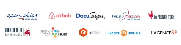 Partners of La French Touch Conference 2018