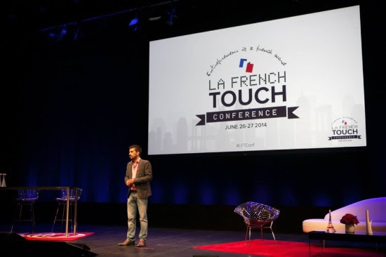 Cédric Giorgi - La French Touch Conference