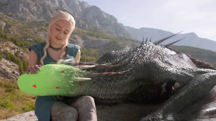 Game of Throne's special effects