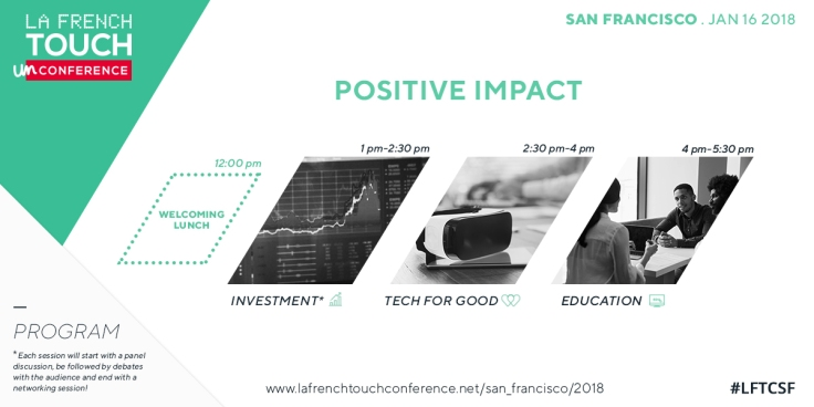 La French Touch Conference San Francisco - Programme