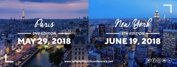 LFTC Paris on May 29 and LFTC NYC on June 19